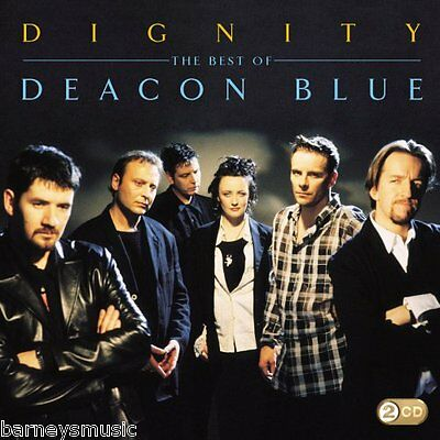 DEACON BLUE ( NEW SEALED 2 x CD SET ) DIGNITY : THE VERY BEST OF / GREATEST HITS