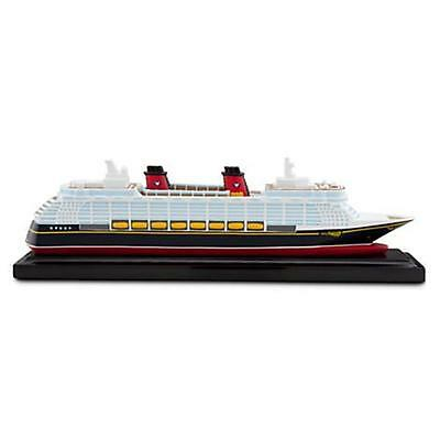 Disney Cruise Line Fantasy Cruise Ship Model New With Tag