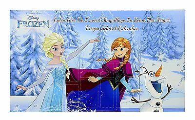 Disney Frozen Die Eiskönigin Beauty Adventskalender 2016 NEU + OVP