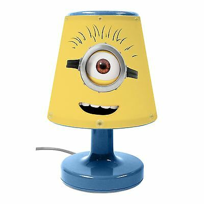 Despicable Me Minions Bedside Kool Lamp New Bedroom Light