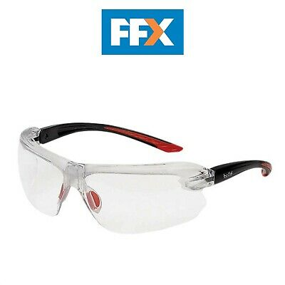Bolle IRIDPSI2 IRI-s Safety Glasses Clear Bifocal Reading Area +2.0