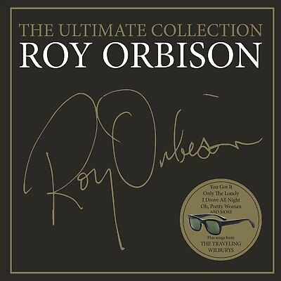 Roy Orbison - The Ultimate Collection (NEW CD)