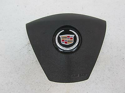 03-07 CADILLAC CTS Black L Left Driver Wheel Airbag Air Bag Fits 03-07