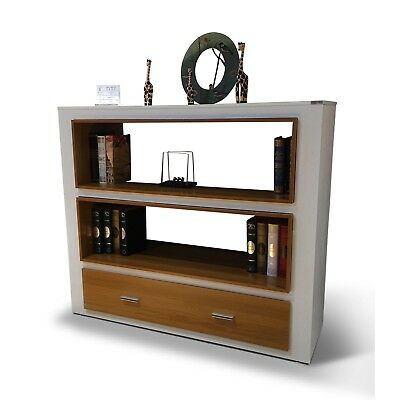 Modern Shelving Storage Display Wall Unit Bookshelf Cabinet Office Furniture 318