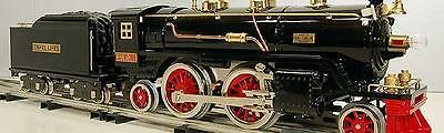 Lionel Standard Gauge Classics- 13100- #390E Steam Loco W/13400/01/02 Cars- Mint