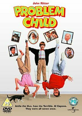 Problem Child [DVD] - DVD  AEVG The Cheap Fast Free Post