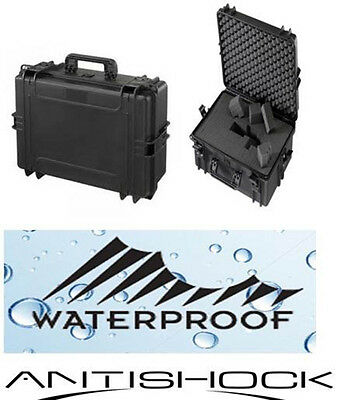 large Hermetic Outdoor Photo- Camera Case waterproof - 57x44x22 cm , 30B052