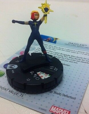 Heroclix Wolverine and the X-Men  #008  DAZZLER  Marvel