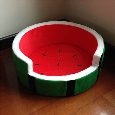 Fruit Indoor Pets Cat House Puppy Beds Warm Sofa Kenne Doghouse Pet Supplies