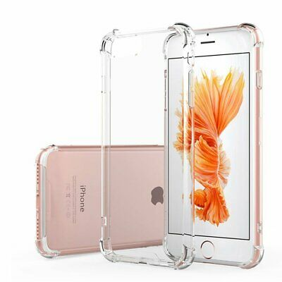 For iPhone 7 Plus Case Clear Shockproof Bumper Cover For iphone 6 plus