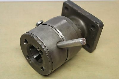 "1"" Coventry Die Head In Good Condition With WARD Capstan Lathe Backplate CH29"
