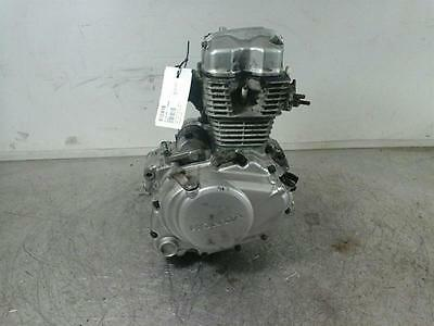 2010 Honda CBF 125 (2008- ) Engine