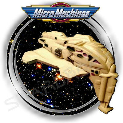 KAZON RAIDER - STAR TREK MICRO MACHINES - (Portofrei ab 3 Artikel)