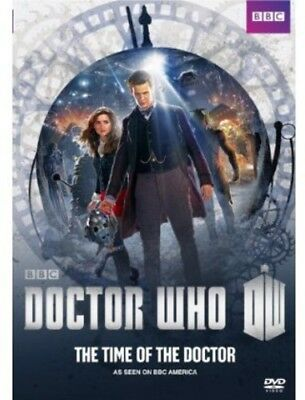 Doctor Who: The Time of the Doctor [New DVD] Eco Amaray Case