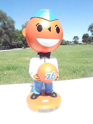 Mib Esco Union 76 Gas Station Attendant Resin Advertising Statue Figure (S9