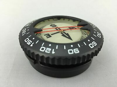 Scuba Diving Navigation Compass Module Replacement Gauge Boot - Made in Taiwan