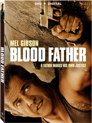 Blood Father DVD