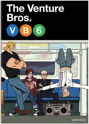 Venture Bros: Season 6 [New DVD] Ac-3/Dolby Digital, Dolby, Slipsleeve Packagi