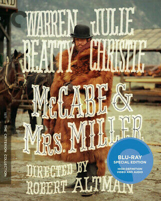 Mccabe & Mrs Miller Blu-ray