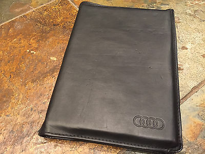 2002 Audi A6 Owner's OWNERS Manual Set with Case