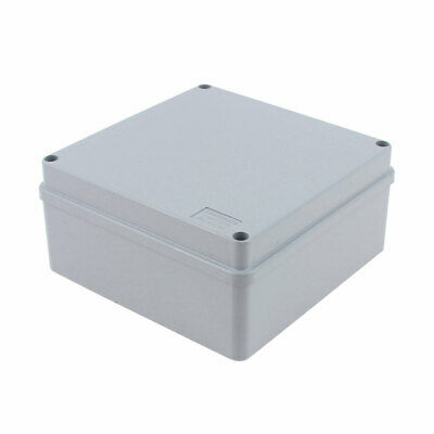 150 x 150 x 75mm Dustproof IP65 Junction Box DIY Terminal Connecting Enclosure