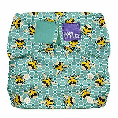 Bambino Mio Miosolo Lot All-in-One Taille unique, Bumble [Bumble]  NEUF