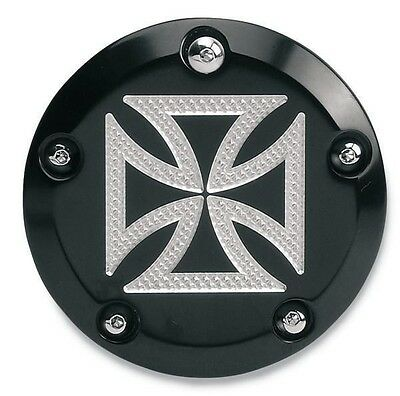 Points Cover Accutronix Maltese Cross - Black Anodized C1605-CB