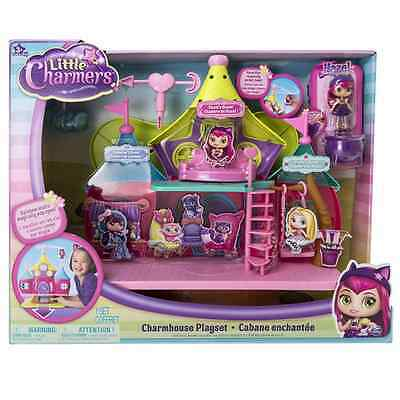 Little Charmers Playset Charmhouse Casa Magica Spin Master