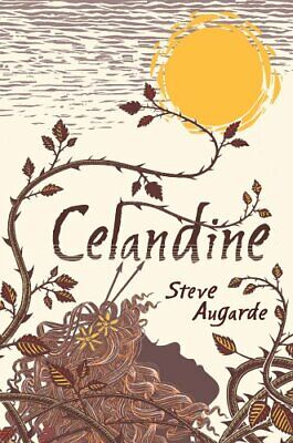 Celandine by Augarde, Steve Hardback Book The Cheap Fast Free Post
