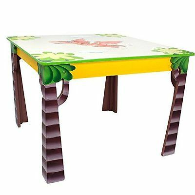 Primary Products Ltd Table/2 Chaises - Fantasy Fields - A dinosaur NEUF