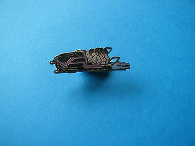 Bobsleigh Pin Badge, VGC. Enamel.
