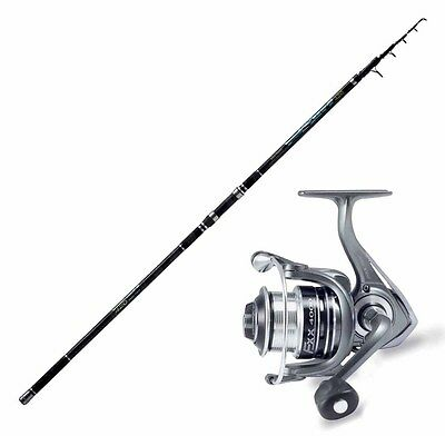 KP2109 Kit Surfcasting Canna Runner Surf 420 + Mulinello Colmic FXX 6000 PP