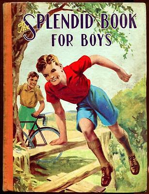 The Splendid Book For Boys - Birn Brothers - Acceptable - Hardcover