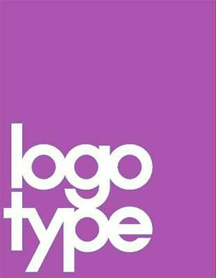 Logotype by Michael Evamy (English) Paperback Book Free Shipping!