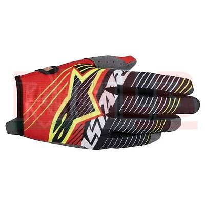 Alpinestars Motorcycle Offroad Textile Riding RADAR TRACKER Gloves
