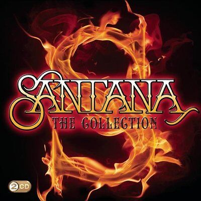 SANTANA The Collection 2012 2-CD set NEW/UNPLAYED