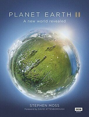Planet Earth II by Moss, Stephen Book The Cheap Fast Free Post