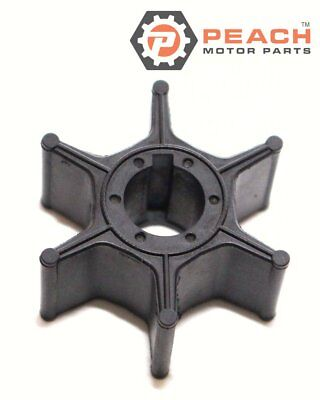Water Pump; Replaces Nissan® Tohatsu Peach Motor Parts PM-334-65021-0 Impeller