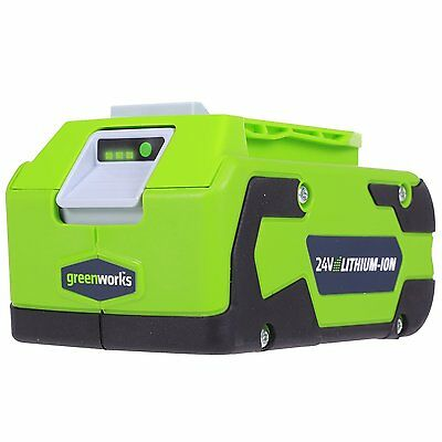 Greenworks 24-Volt 4Ah Lithium-Ion Battery for Yard and Home G-24 Tools | 29852