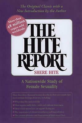 The Hite Report by Shere Hite Paperback Book (English)