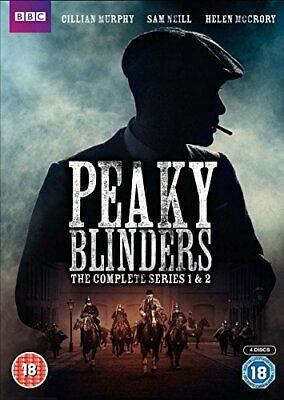 Peaky Blinders - Series 1-2 [DVD] [2013] - DVD  X8VG The Cheap Fast Free Post