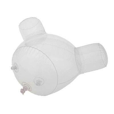20cm Blow Up Hip Inflatable Mannequin for Diaper Window Shop Display Clear S