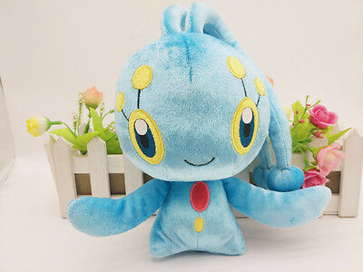 """NEW  Manaphy 20th Anniversary Exclusive Pokemon Plush Doll Toy 8"""""""