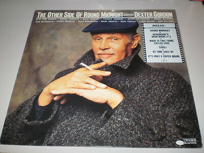 Dexter Gordon - The Other Side Of Round Midnight - Blue Note Records Lp - 1986