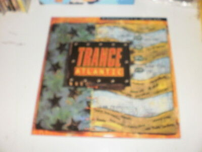 TRANCE ATLANTIC - 4 LP LIMITED EDITION 1995 MADE IN UK - TALP1 - NM/EX- Trance