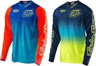 Troy Lee Designs Youth Boys GP Starburst Ventilated MX Motocross Riding Jersey