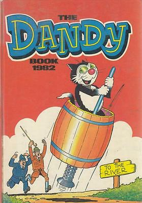 The Dandy Book 1982 - D C Thomson - Good - Hardcover