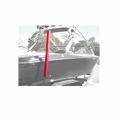 Attwood 105695BK Boat Trailer Guide Protectors Black 48""