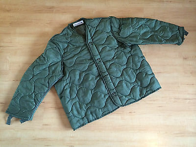 Original US Liner Cold Weather Coat für M65 Field Jacket Parka Large Army