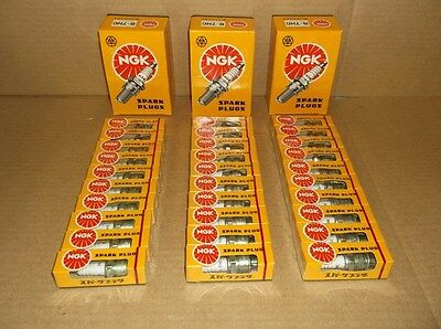LOT of 120 NGK B7HC Sparkplugs for Motorcycles